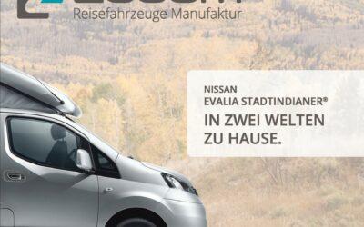 Nissan Evalia Stadtindianer